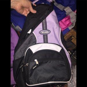MUDD's Over The Shoulder Backpack